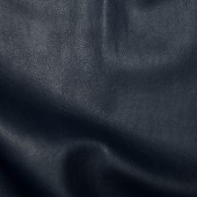 Navy PVC Leatherette